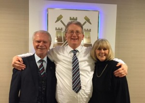 David, Peter & Patricia