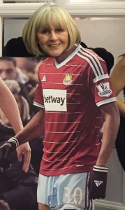 New signing for next season (Patricia!)