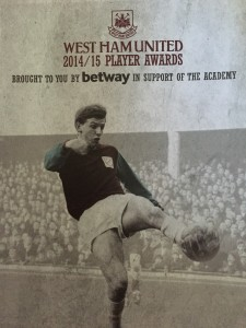 West Ham Utd Player Awards Programme