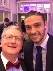 ...with Andy Carroll