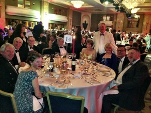 PRTC table at Taxation Awards 2013