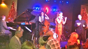 Ronnie Scotts All Stars with Alex G