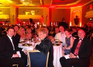 Table at Tax Awards_2014