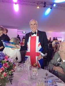 JC and the Proms Apron