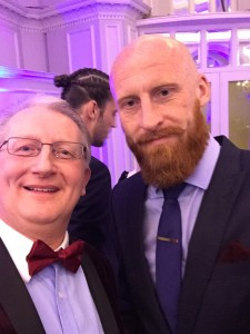 .......with James Collins