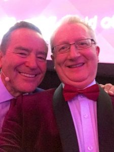 The inimitable Jeff Stelling